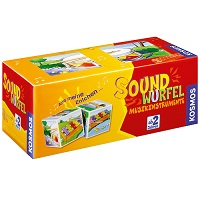 Kosmos-Soundwuerfel-Musikinstrumente Test
